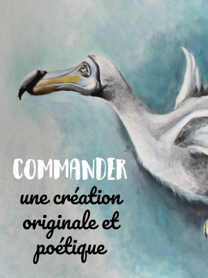 Commander une creation originale et poetique
